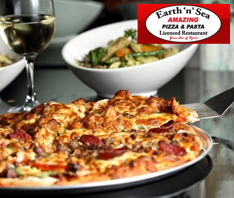 Only $29 Dinner for 2 which includes a choice of a Delicious Pizza or Pasta each PLUS a Pesto Garlic Bread and Side Salad to share and a Glass of Margaret River Special Reserve Red or White each. (Normally $71, Discount 59%)