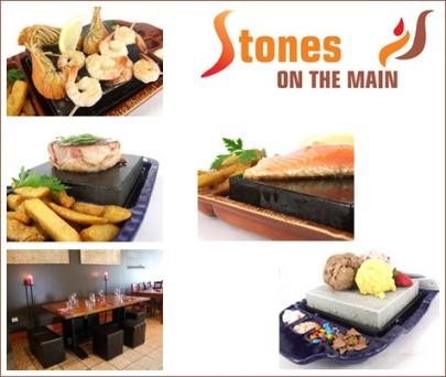 Only $25 for $50 worth of Amazing Cuisine at Stones On the Main at Wellington Point or Northlakes (Discount 50%)
