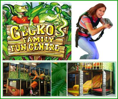 Just $10 for $20 Value at Geckos Family Fun Centre. Fun For All Ages!