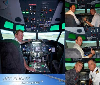 Just $99 for a 1-hour Adventure in a Jet Flight Simulator.(Normally $275)